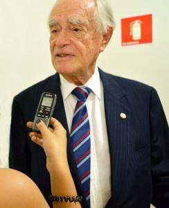 Ivo Nascimento, Vice- Presidente da Fundação de Rotarianos / Crédito: Nathalia Henrique
